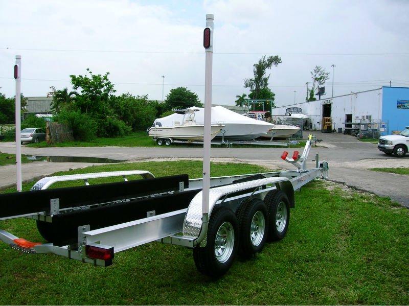 All American Boat Trailers Pompano Beach Florida Custom