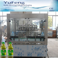 automatic big bottle juice filling machine