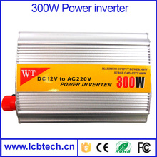 2015 Hot selling 300wdc to ac inverter 120v-240v dc to ac power inverter 120v-240v dc to ac power inverter with battery charger