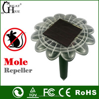 Pest control Best product for import GH-316E Newest Solar Mole repeller