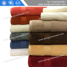 pengyuan popular terry bath towel with factory price