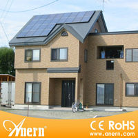 300W to 5kw best price per watt solar panels with 25 years power output guarantee