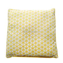 High Quality Sleeping Pillow Soft Cotton Back Pillows