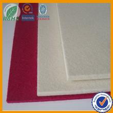 Wholesale Color Polyester Felt, polyester needle-felt, felt wool fabric