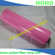 Glossy Film Vinyl Car Wrap Glossy Gloss Film VISIBLE AIR-RELEASE CHANNEL 1.52 x 30m