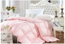 Royal PINK color WHITE DUCK Down Duvet