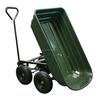 FoxHunter Garden Dump Wheelbarrow Tipper Tipping Trailer Truck Trolley Cart