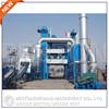 80T/H russian asphalt plant manufacture with asphalt tank