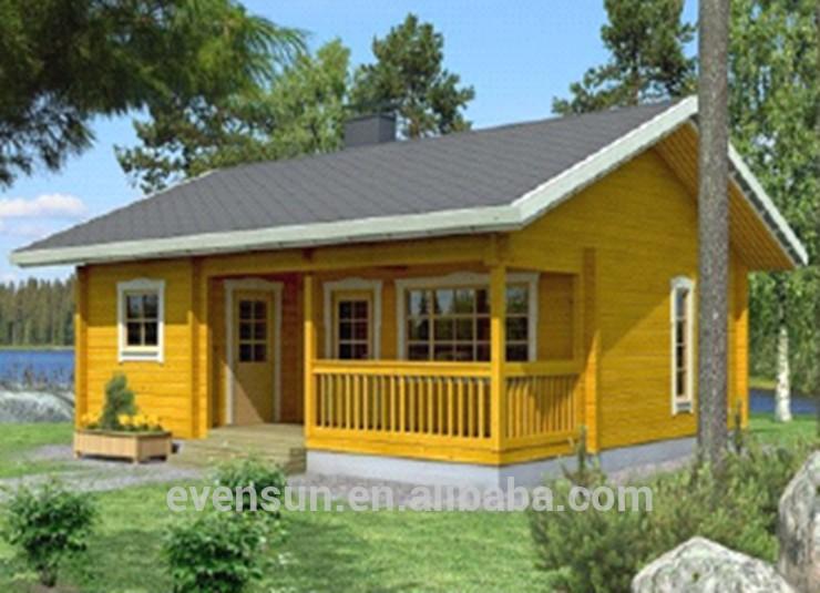 F rias de lazer pequena cabana praia casa de madeira pr - Casas madera pequenas ...