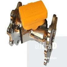 4-20ma output water flow meter ultrasonic water meter