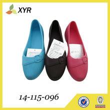 el último diseño baratos de las señoras zapatos de goma para la playa jardín