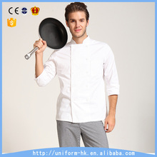 Top Style Hot Selling High Quality Chef Uniform, Chef Coats and Aprons