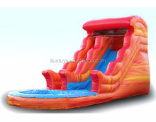 Fire & Ice Slide Inflatable