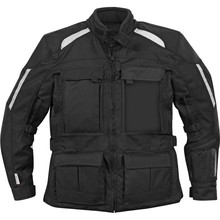 Hot Sell Specialized Sports Protective Clothes Motorcycle Jacket Black Waterproof Motorbike Jackets