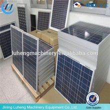 High power 5W-300W PV solar panel manufacture in Chinese factory