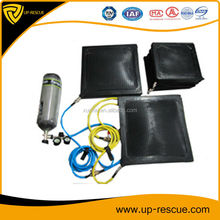 Fire brigade air lifting rescue tools air lifting bags air cushion