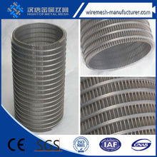 Top quality Perfect roundness welding filtering slot tube