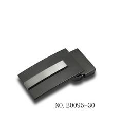 30mm reversible buckle for gentlemen leather belt