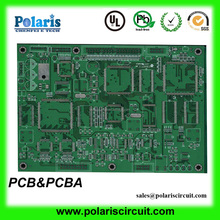 Double thickening gold-plated PCB Delivery to the United States
