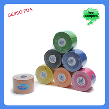 China Alibaba muscle tape sports athletic 5cm 5m
