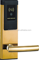 China electronic door lock for hotel room managment systems
