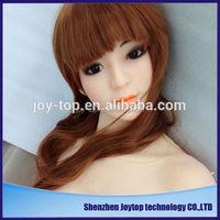 JND076 Hot selling biggest half body cheap rubber sex doll realistic silicon158CM