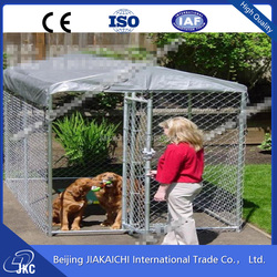 Chain Link Mesh Dog House Pet House 6ft Kennel Steel Dog Cage Price