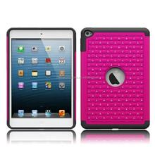 Robot case for ipad mini 4, for ipad mini 4 diamond combo case