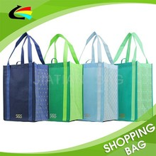 Manufacturer Cheap Heavy Duty Strong Promotional Wine Garment Shopping Non Woven Bag