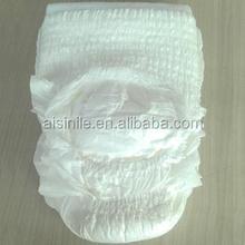 Breathable underwear adult sleepy baby diaper