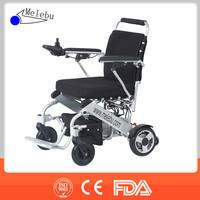 Melebu Lightweight Portable Folding Electric Power Wheelchair