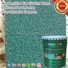 Scratch Resistant epoxy anti slip floor paint