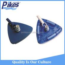 Factory price plastice material professional swimming pool vacuum head