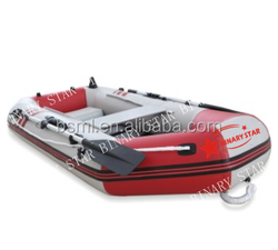 small inflatable rescue boat for sale/Inflatable Boat Set with aluminum Oars and Air Pump/8m inflatable boat BSD227