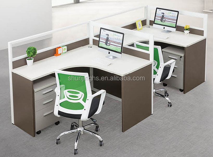 High Quality Wooden Office Furniture Workstation Office