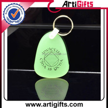 Cheap 3D wholesale plastic keychains