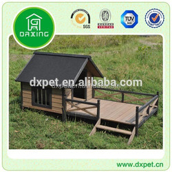 2015 Hot Selling Wooden Dog Kennel DXDH011- W08