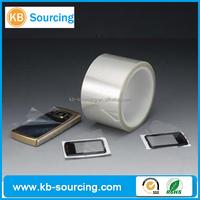 24h lasting adhesive PET protection tape protective film for aluminium profiles