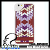 Colorful pattern UV printing phone case custom wooden cell phone case for iphone 5 5s
