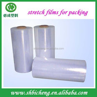 Good tensile strength and flexible stretch films packing