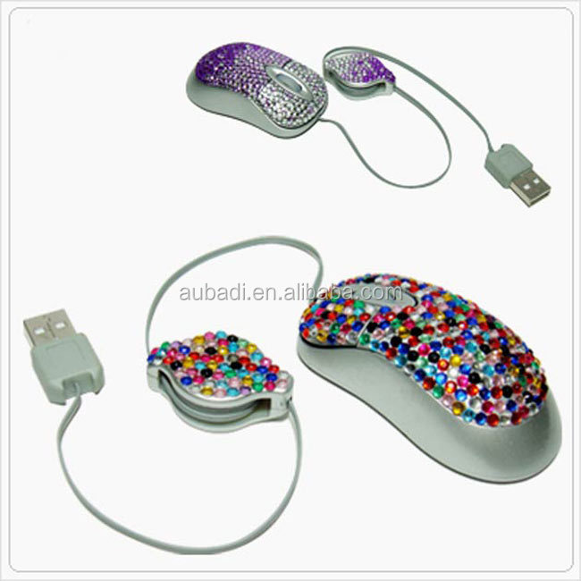 Custom Design Wired Jite Mini Mouse