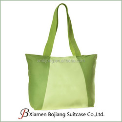 Fashion Polyester Tote Bag Recycled, Portable Shopping bag