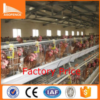 Kenya and Nigeria hot sale high quality poultry chicken cage / battery cage (Direct factory)