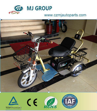 100w china motorized cargo tricycle for elder transportation