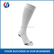 football socks provider wholesale plain white tube socks