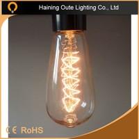 China supplier vintage style hemp rope chandelier light/lamp
