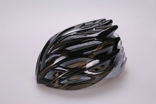 2015 new design PC in-mold mountain bicycle helmet with good quality for man