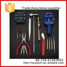 Alibaba Best selling 16 in 1 mutifunctional watch tools, watch repair tools, watch repair tool kit