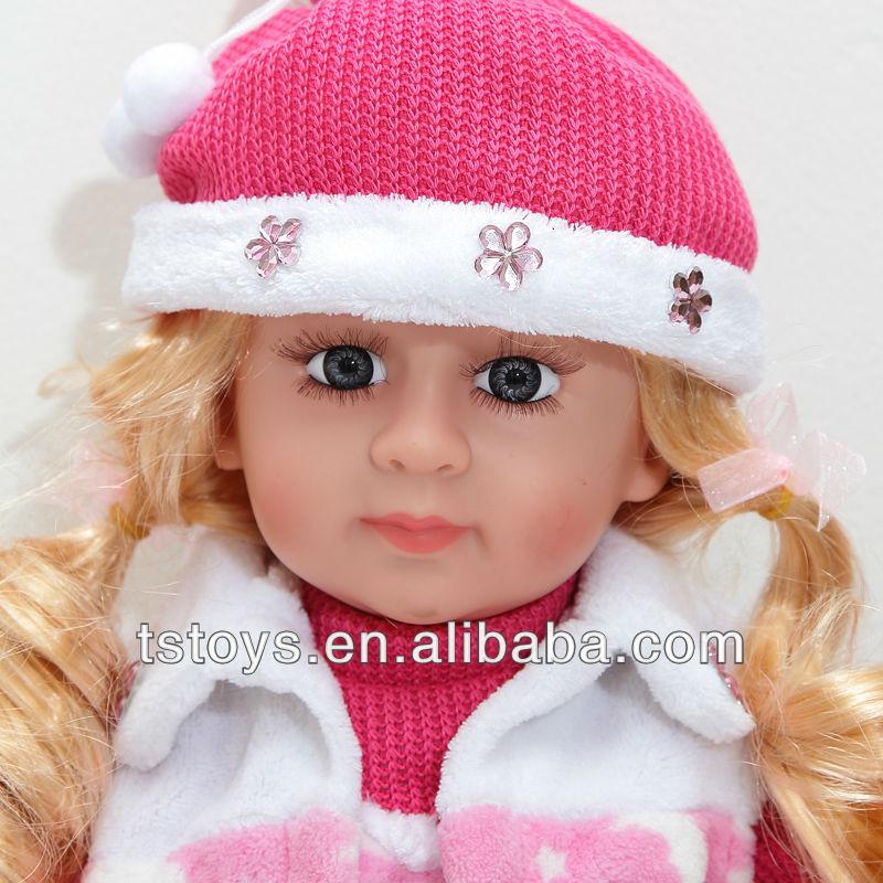 24นิ้วน่ารักตุ๊กตาทารกน่ารัก