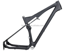 Full suspension 1750g BB30/BB68 3K/UD mtb carbon frame 29er carbon frame bike no brand